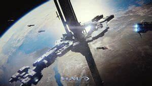 Orbital defense platform - Halopedia, the Halo encyclopedia