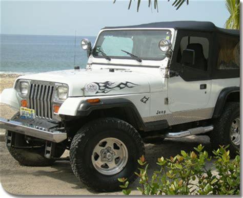 cool white jeep puerto vallarta cool rentals