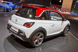 Adam S Opel : opel presented new mini crossover adam rocks s at the ~ Kayakingforconservation.com Haus und Dekorationen