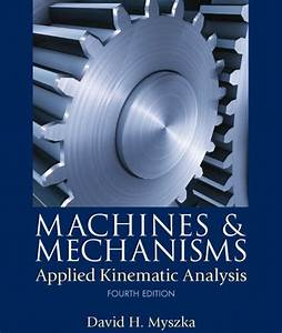 Theory Of Machines And Mechanisms 4th Edition Solution Manual