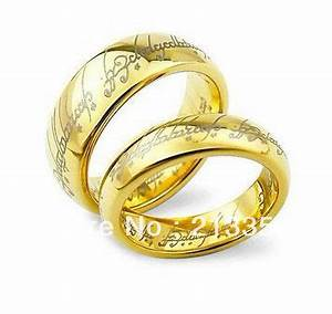 popular lotr wedding band buy cheap lotr wedding band lots With lotr wedding rings