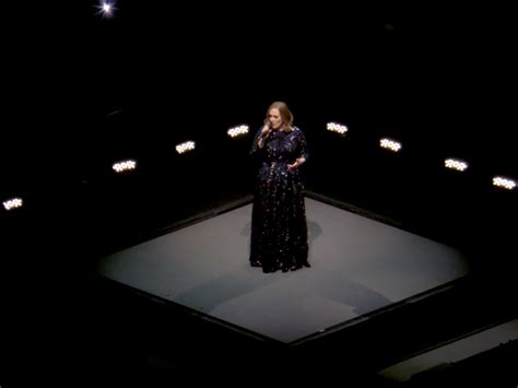 Hello… It's Me! Adele Live From The O2 London