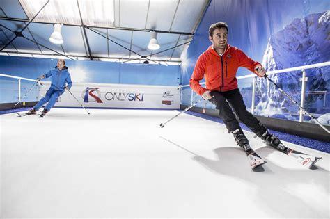 cours de ski indoor vers lyon ecole de ski en salle onlykart