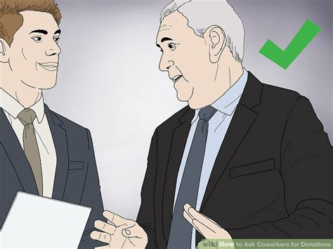 Skype english lesson with a native american or british. How to Ask Coworkers for Donations (with Pictures) - wikiHow