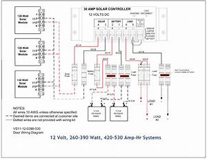 Charging System Wiring Diagram 12v