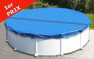 bache hivernage piscine pas cher direct usine With bache hivernage piscine hors sol ronde 11 b 194che couverture couverture protection et hivernage