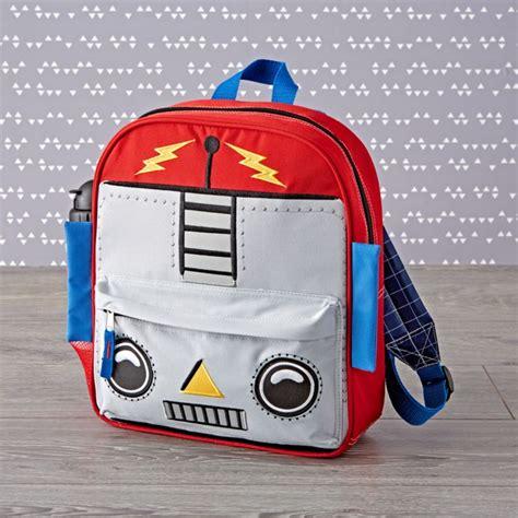 robot backpack reviews crate  barrel