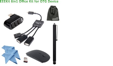 Eeekit For Otg Device Dell Venue 8 Pro Otg Cable Adapter