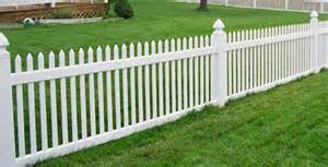 Deck Gates Lowes by Heritage Vinyl Picket Fencing From Delphi Products