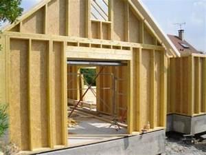 le prix de construction d39une maison en bois With prix de construction d une maison