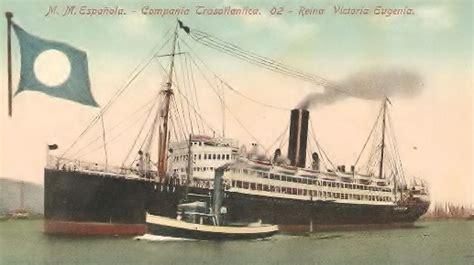 Barco De Vapor Creador by Vapor Reina Victoria Eugenia Wikipedia La Enciclopedia