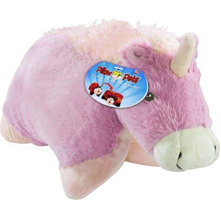wee pillow pets as seen on tv pillow pet wee magical unicorn