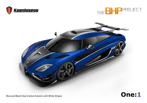 koenigsegg one blue the bhp project s blue carbon koenigsegg one 1 previewed
