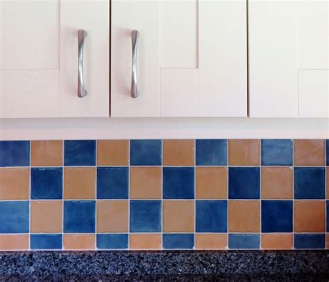 painted kitchen tiles uk painted tiles by 6979