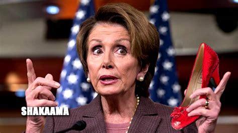 Nancy Pelosi Breaks The Law For Shoe Shopping