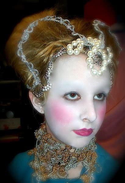 elizabethan stage makeup  vivian haworth artwantedcom