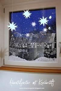 Fenster Bemalen Weihnachten : die besten 25 weihnachtsstern beleuchtet ideen auf pinterest weihnachtsdekoration stern ~ Watch28wear.com Haus und Dekorationen