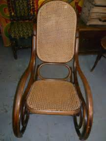 antique bentwood rocking chair antiques atlas