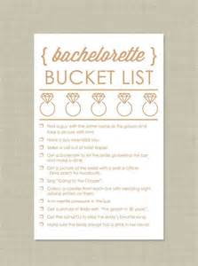 Checklist For Wedding Shower by 1000 Ideas About Bachelorette Scavenger Hunt On Pinterest
