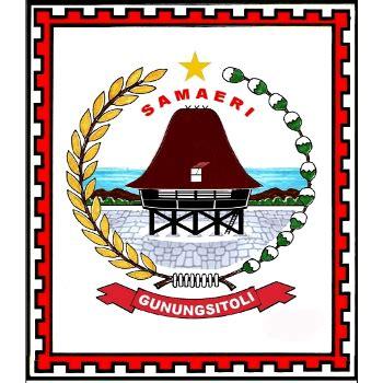 logo kabupaten kota  provinsi sumatera utara idezia