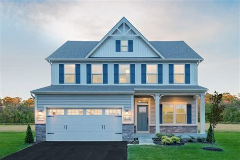 New Construction Homes Nj by New Homes For Sale At Boundary Run In Wenonah Nj Within