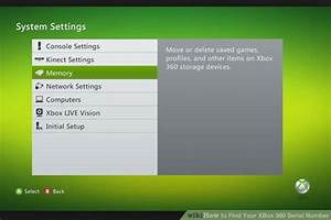 4 Ways To Find Your Xbox 360 Serial Number