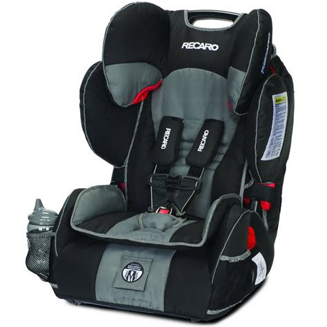Recaro Performance Sport Combination Harness To Booster