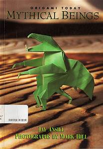 Origami In Action  U00bb Giant Archive Of Downloadable Pdf