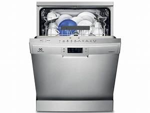 Lave Vaisselle Ultra Silencieux : lave vaisselle 13 couverts electrolux esf5542lgx electrolux vente de lave vaisselle ~ Melissatoandfro.com Idées de Décoration