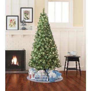 jaclyn smith christmas tree smith 7 clear water pine tree with 500 clear lights