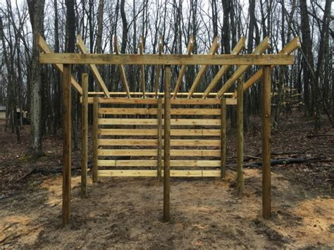 firewood shed plans  plans  build