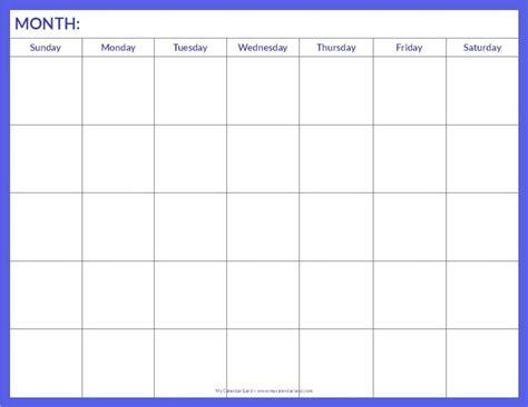 Free Calendar Template 2017 Free Blank Calendar Template 2017 Calendar Template