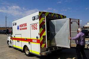 Component Repair Technologies Inc  Makes Patient Isolation Chambers For Mentor Fire Department