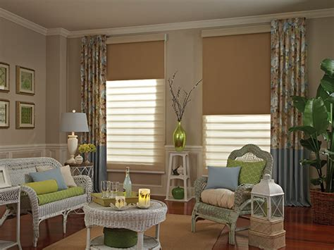 allure transitional shades  window artisan