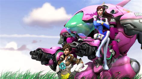 Dva Overwatch Wallpaper  Bing Images