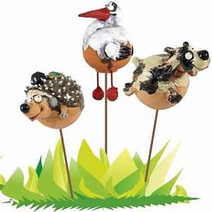 Keramik Für Den Garten : gartenkeramik handgemachte und handbemalte gartenkeramik ~ Bigdaddyawards.com Haus und Dekorationen