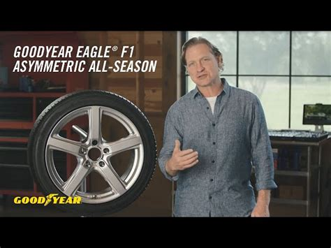 Eagle F1 Asymmetric All Season by Eagle F1 Asymmetric All Season Tire Goodyear Tires
