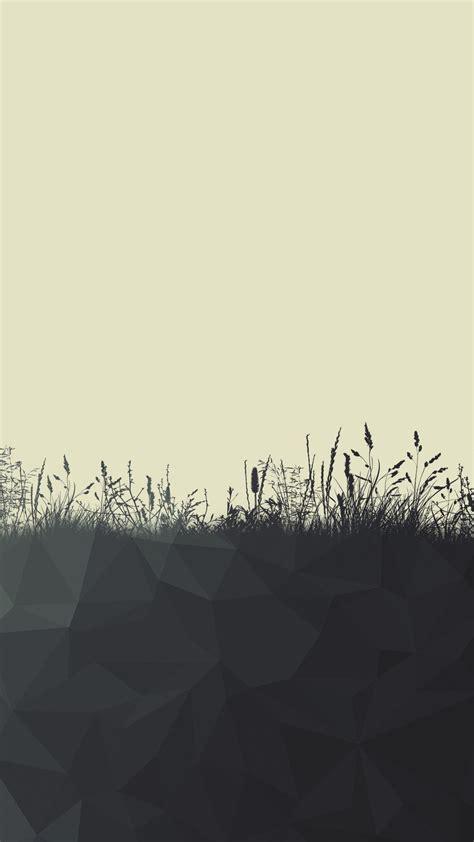 grass minimal background hd wallpaper
