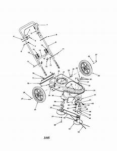 Dr Trimmer Mower Parts Diagram