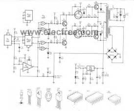 Yahica Inverter Circuit Diagram