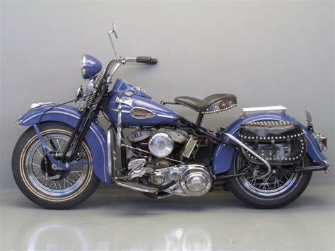 Harley Davidsons by Harley Davidson 1942 Wlc 750 Cc 2 Cyl Sv Yesterdays