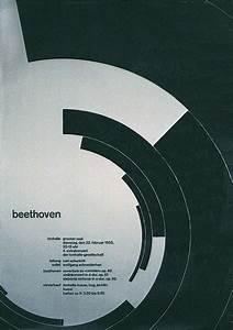 Graphic Design Career Beethoven Poster By Josef Muller Brockmann Fgd1 The