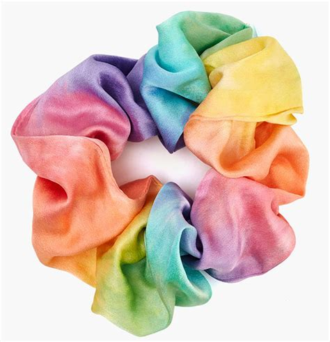 Could Scrunchies Be Making A Comeback