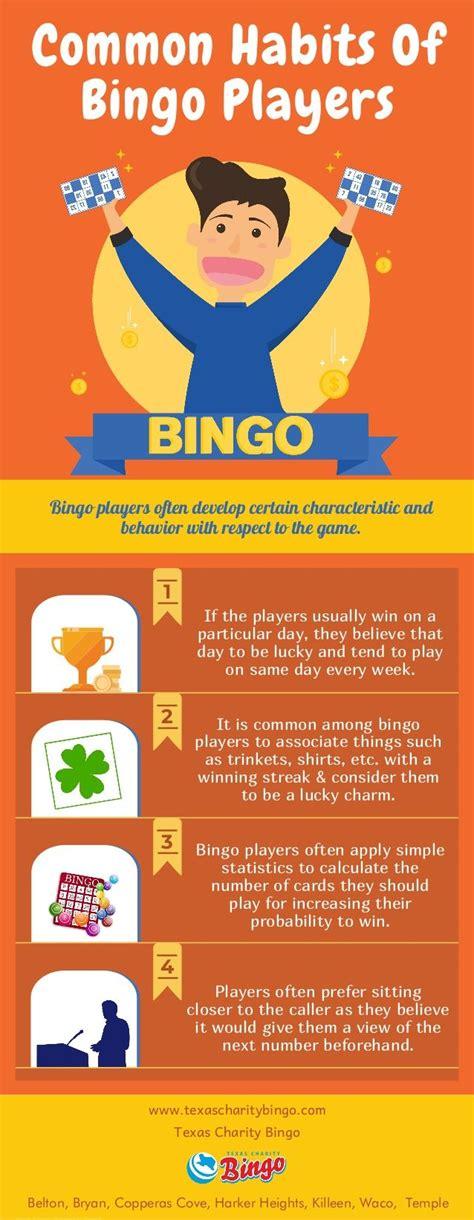 bingo habits players common player charity