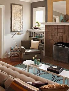 2014, Clever, Furniture, Arrangement, Tips, For, Small, Living, Rooms