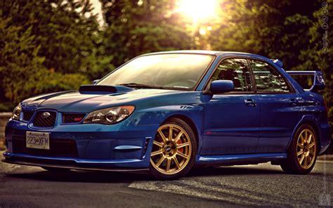 Blue Subaru Wallpaper by Subaru Impreza Wrx Sti Wallpaper 183 Wallpapertag