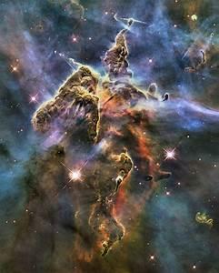 Mystic Mountain 8 x 10 inch Astronomy Photograph Print
