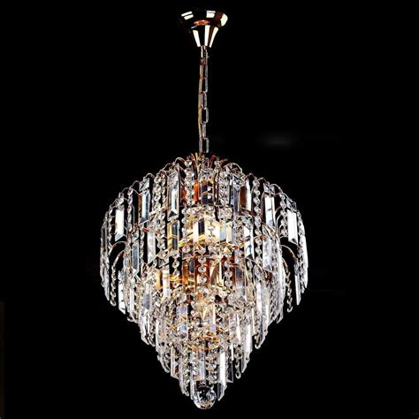 modern crystal light fixtures elegant crystal chandelier modern ceiling light l