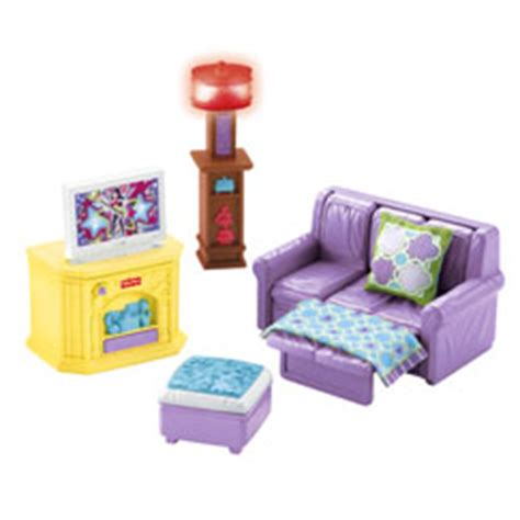 dollhouse fisher price dollhouses miniatures furniture