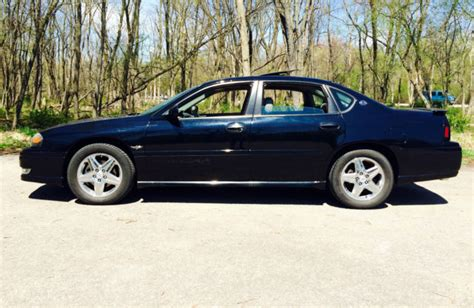 2004 Chevrolet Impala Ss Supercharged by 2004 Chevrolet Impala Ss Supercharged Indy Limited Edition